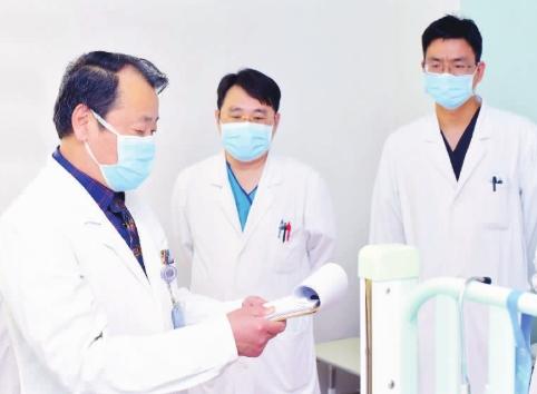 郭志平:医者仁心守护患儿生命之光