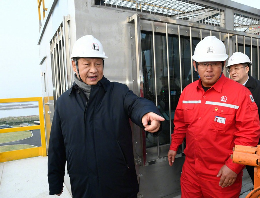 习近平勉励广大石油工人:再创佳绩、再立新功